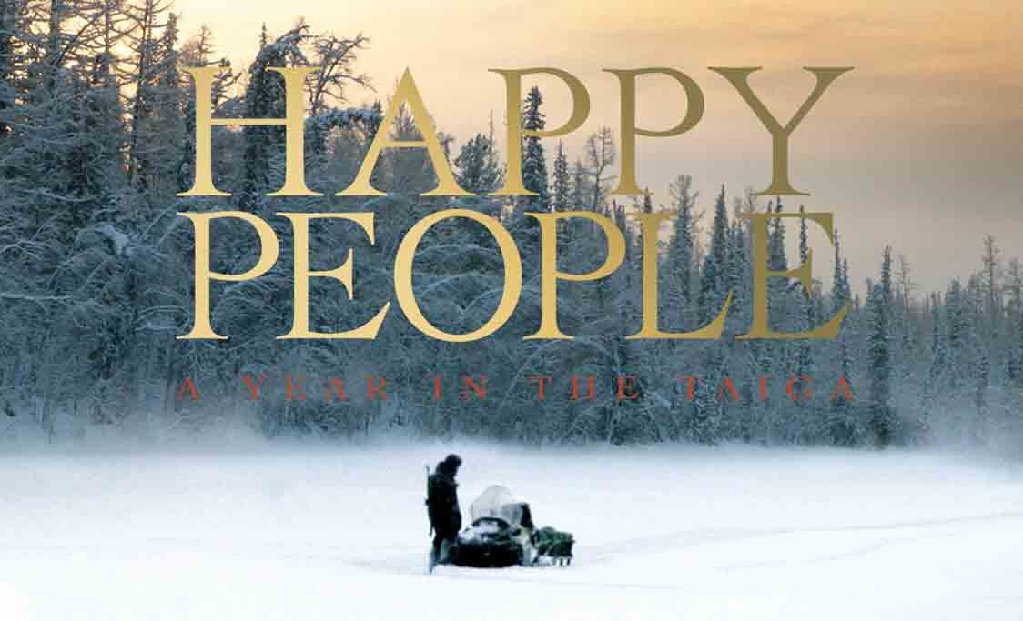 Affiche documentaire Happy People