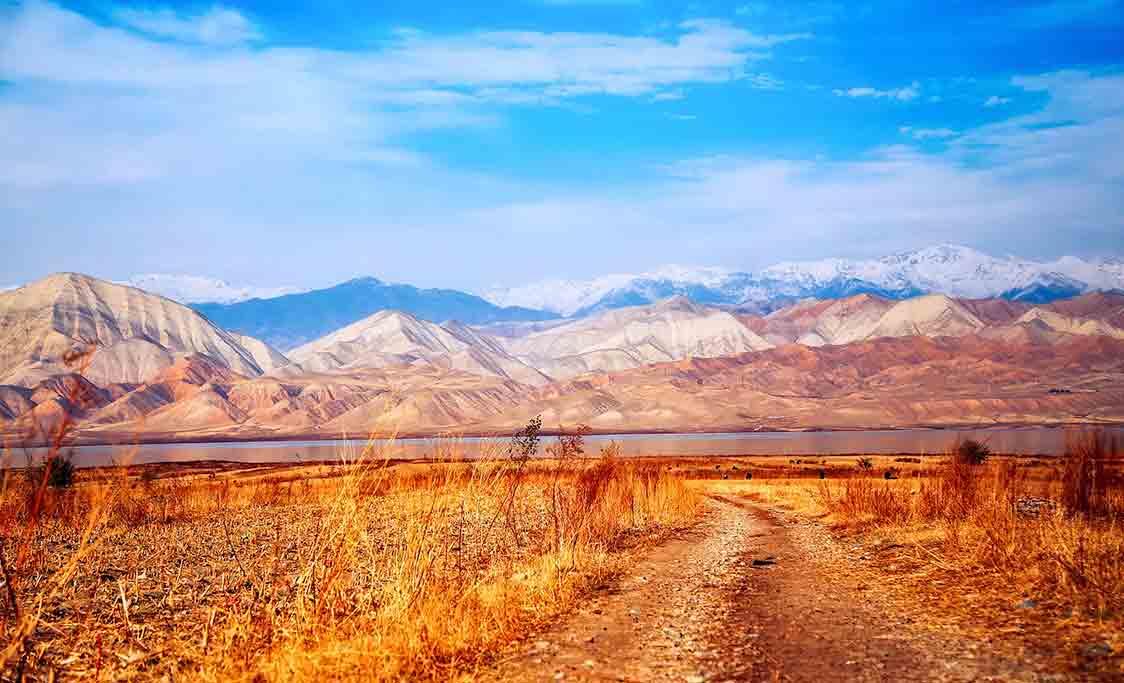 Photographie du Kirghizistan