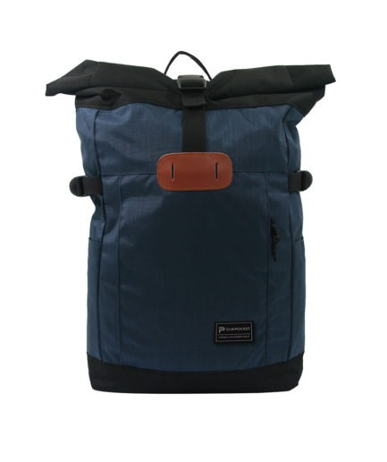 Photo produit sac à dos Clikpocket Nomad navy de face